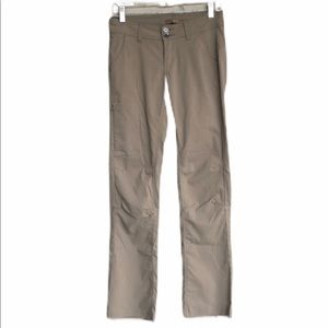 "Prana 30"" inseam roll up utility pants"